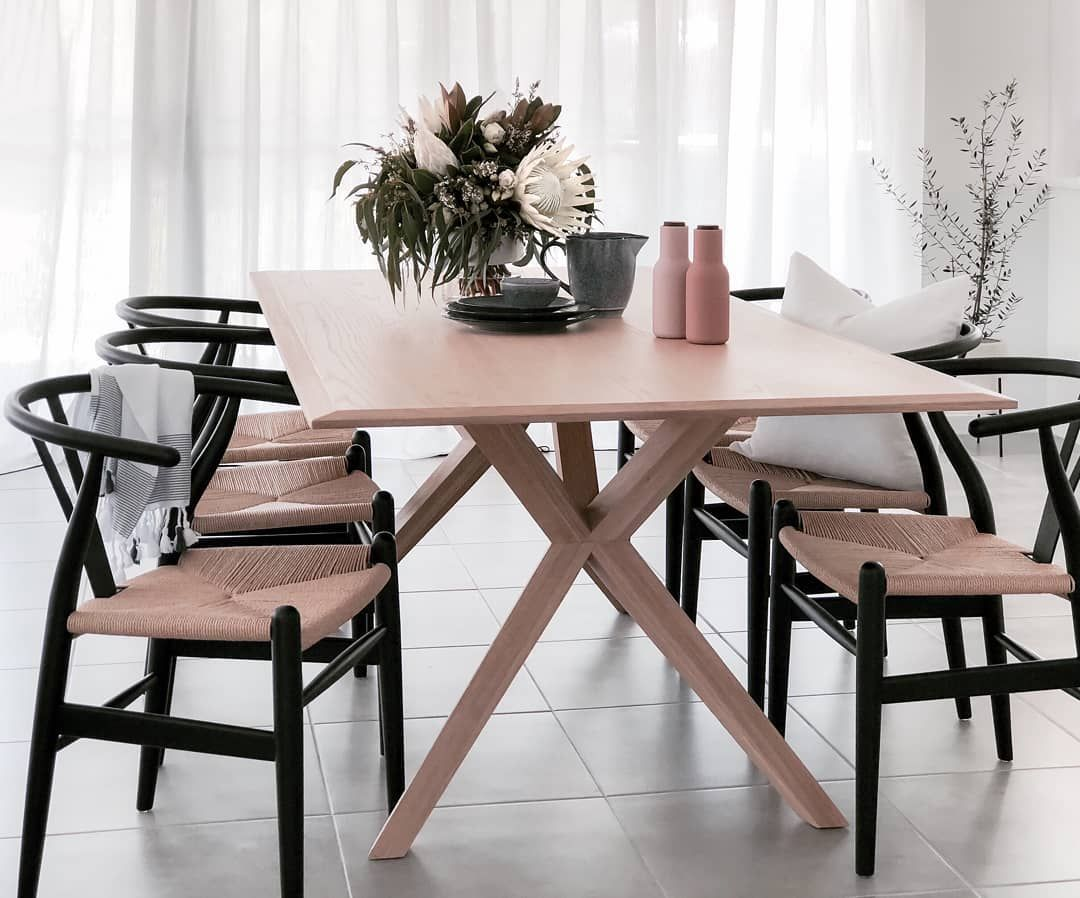 Vincent Dining Table 59 Castlery In 2020 Dining Table In Kitchen Scandi Dining Room Scandinavian Dining Table