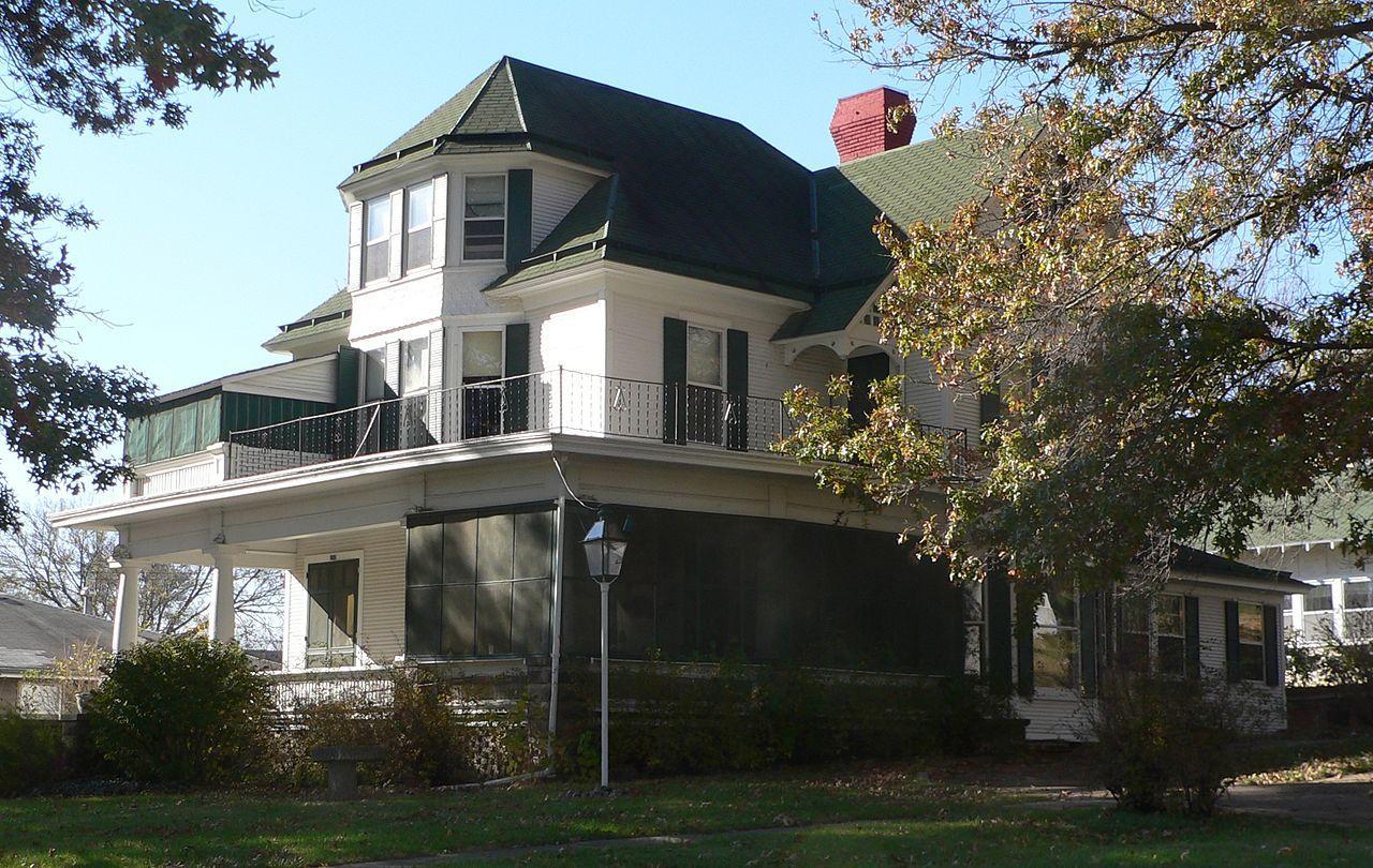 Bryant House Tekamah Nebraska House Styles House Tekamah
