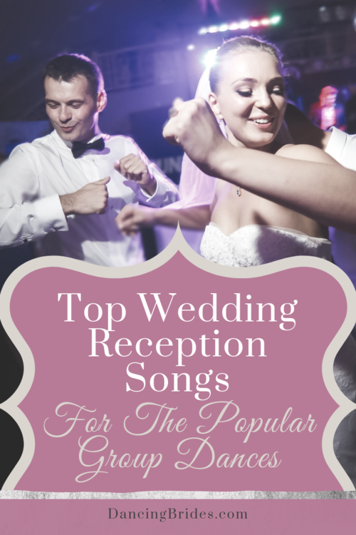 Top Wedding Reception Songs For The Popular Group Dances Music