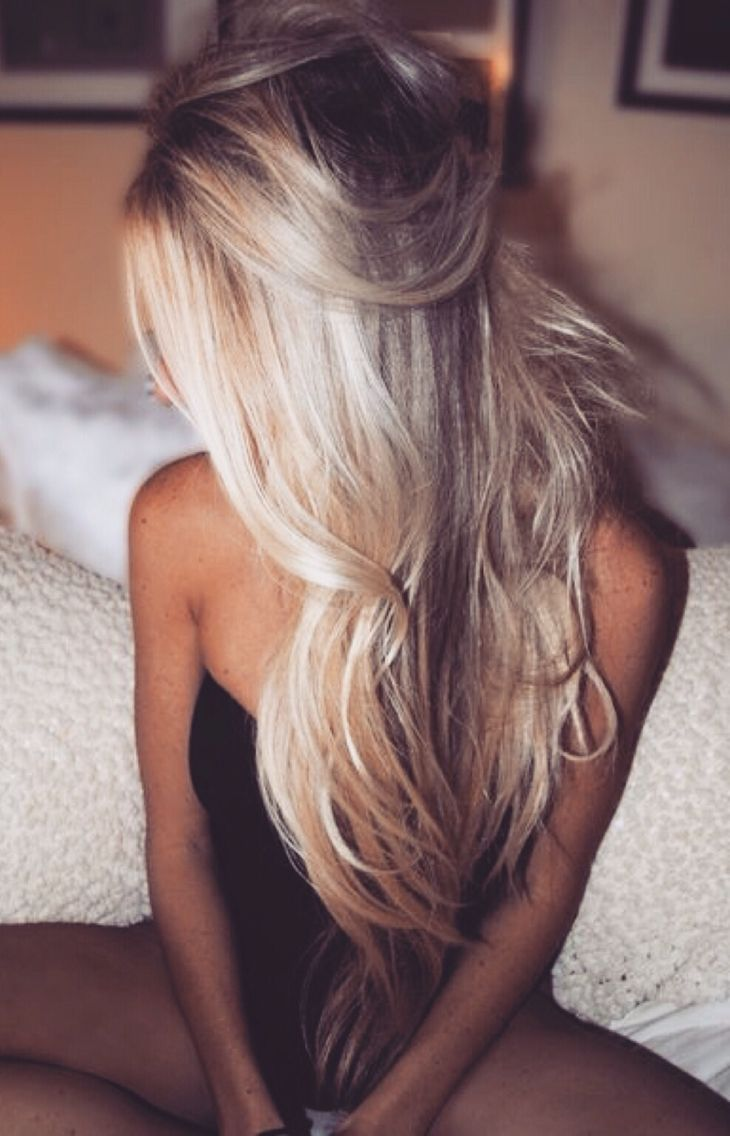 Blonde blonde hair pinterest blondes hair coloring and hair style