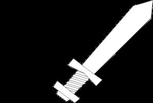 Vector Clip Art Online Royalty Free Public Domain Sword Craft For Kids Sword Craft Clip Art
