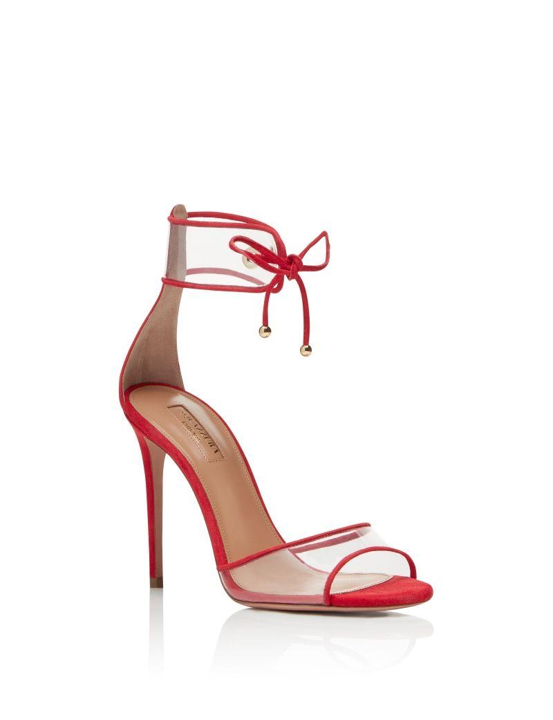 Optic 105 leather sandals Aquazzura a7MDwzMAiS