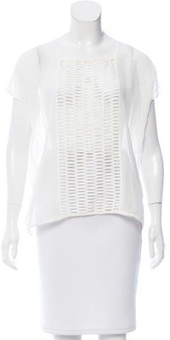 Band Of Outsiders Oversize Cutout Top w/ Tags