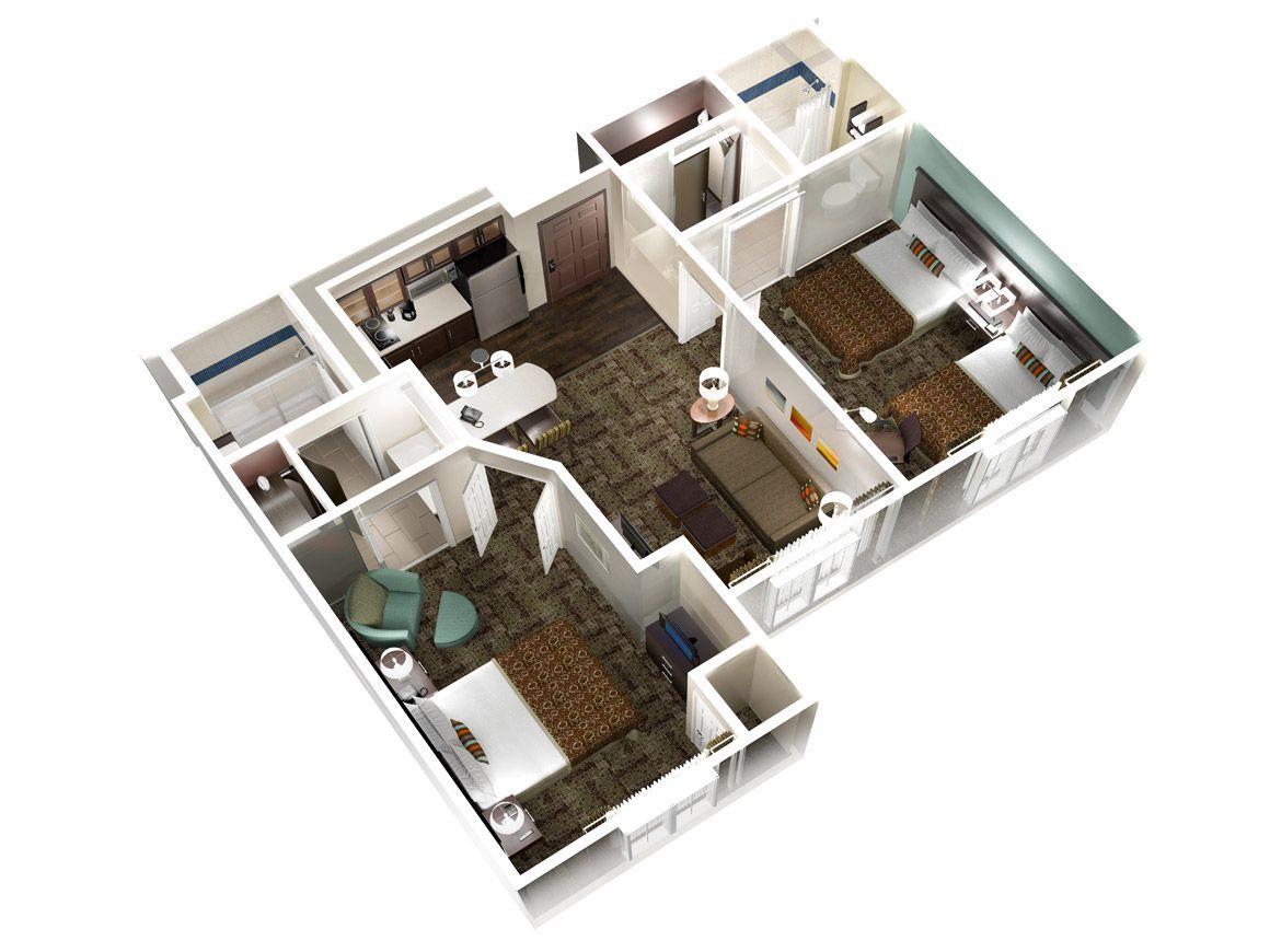 Staybridge Our Suites Bedroom Floor Plans 2 Bedroom Floor Plans Suites