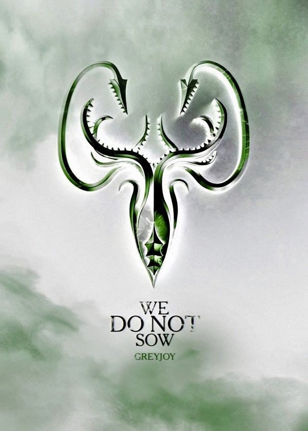 "Game Of Thrones Metallic House Sigils House Greyjoy #Displate explore Pinterest""> #Displate artwork by… | Displate thumbnail"