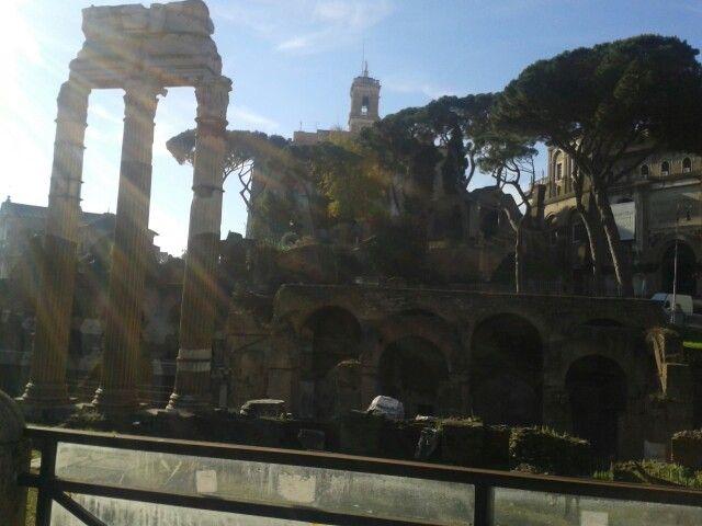 Foro Romano -Roma