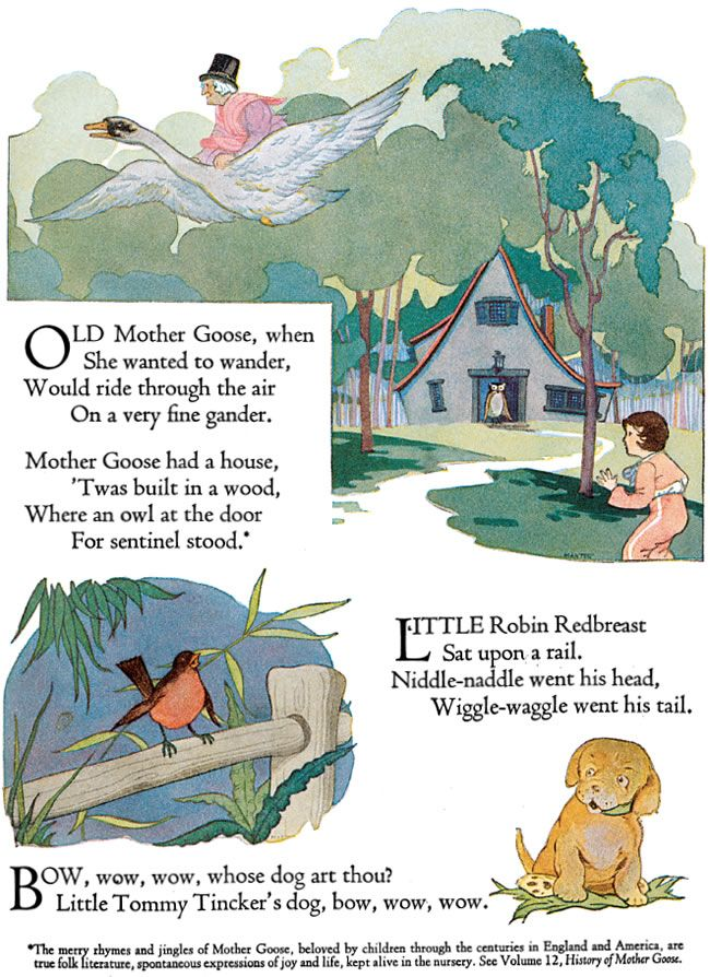 Welcome to Dover Publications My Book House- In the Nursery   dover ...