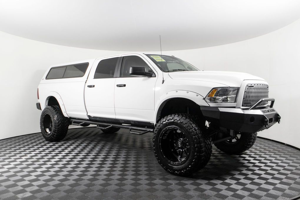 Used Lifted 2015 Dodge Ram 2500 Slt 4x4 Diesel Truck For Sale 50351a Diesel Trucks For Sale 2015 Dodge Ram Dodge Ram 2500