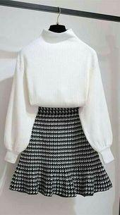 Outfit für die Business-Rekrutierungsrunde ... - #Werbung #der #die # für ...  - Kochen - #BusinessRekrutierungsrunde #der