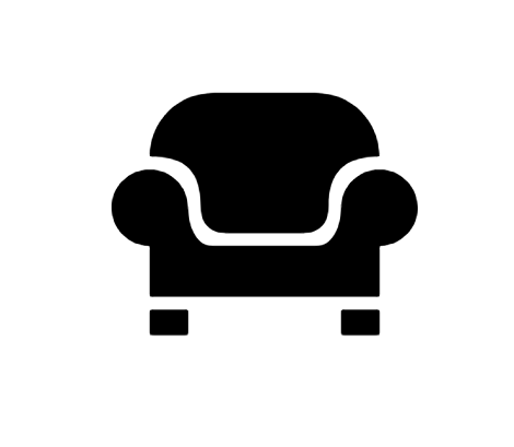 Living Room Icon In Android Style This Living Room Icon Has Android Kitkat Style If You Use The Icons For Android Apps Logo Inspiration Art Android Icons Icon