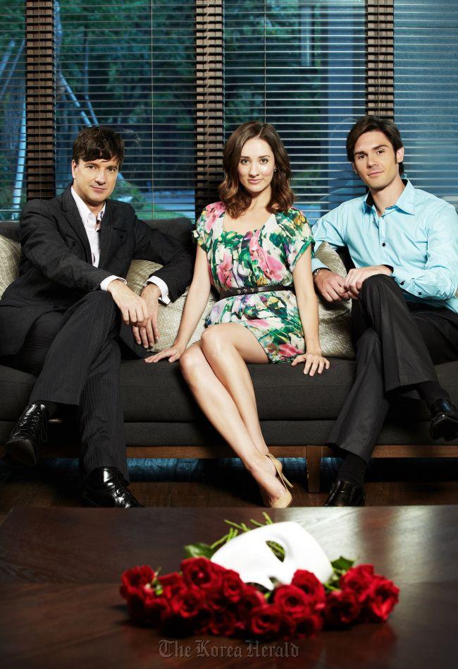 Brad, Claire, & Anthony