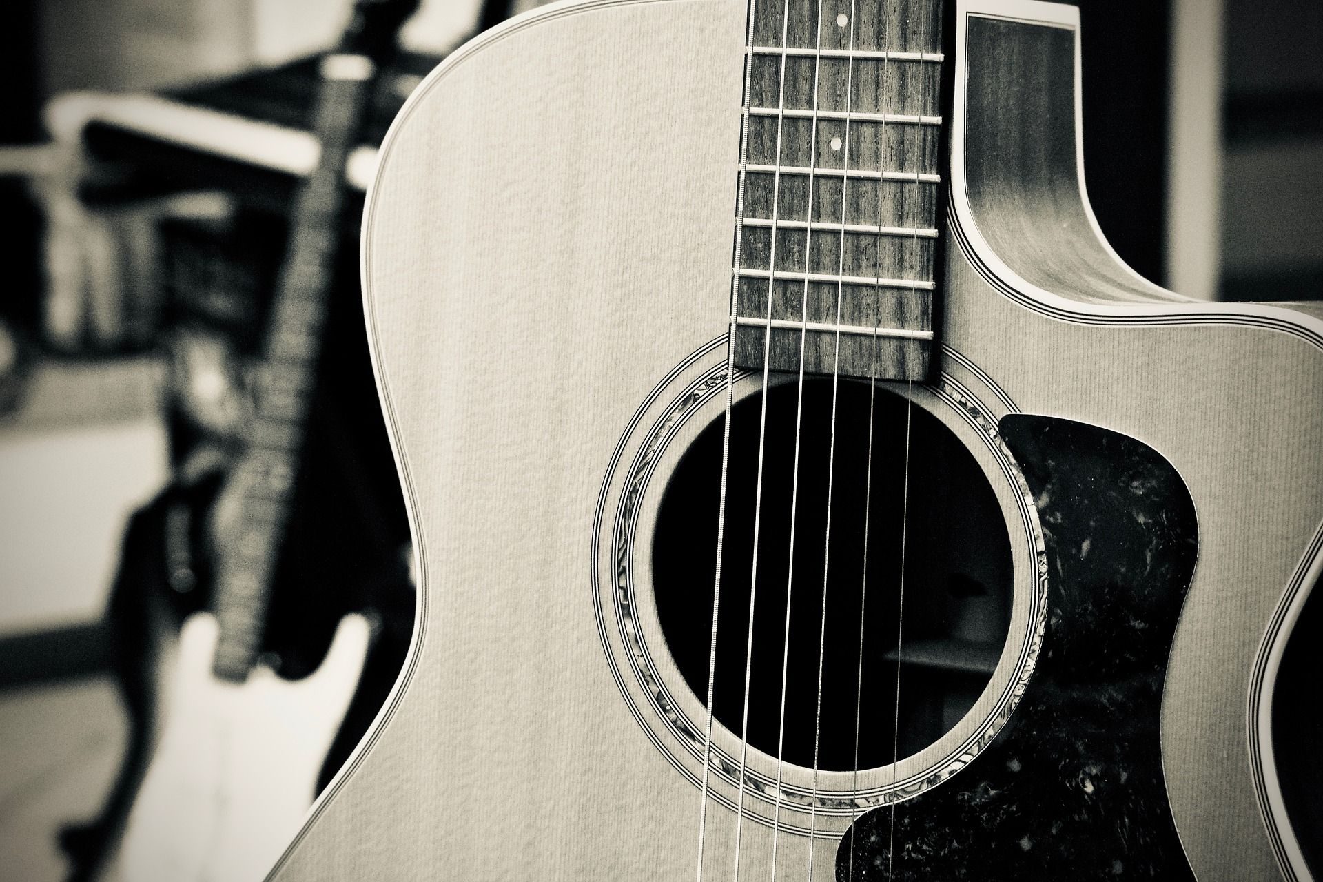 Acoustic Guitar Songs The Best 6 Songs That You Can Easily Learn