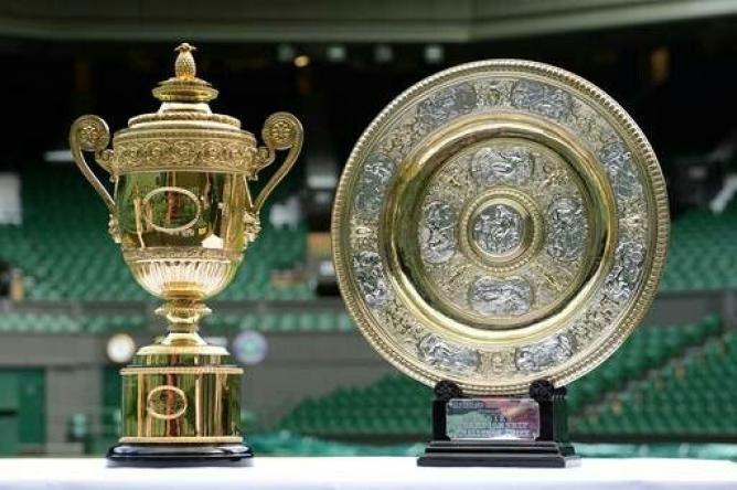 Wimbledon Trophies Wimbledon Tennis World Tennis Trophy