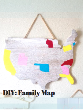 How to diy on the blog map wall decor do it yourself nursery how to diy on the blog map wall decor do it solutioingenieria Gallery