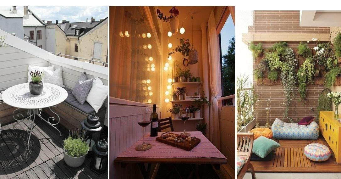 25 ideas para terrazas peque as decoraci n pinterest - Ideas para terrazas pequenas ...
