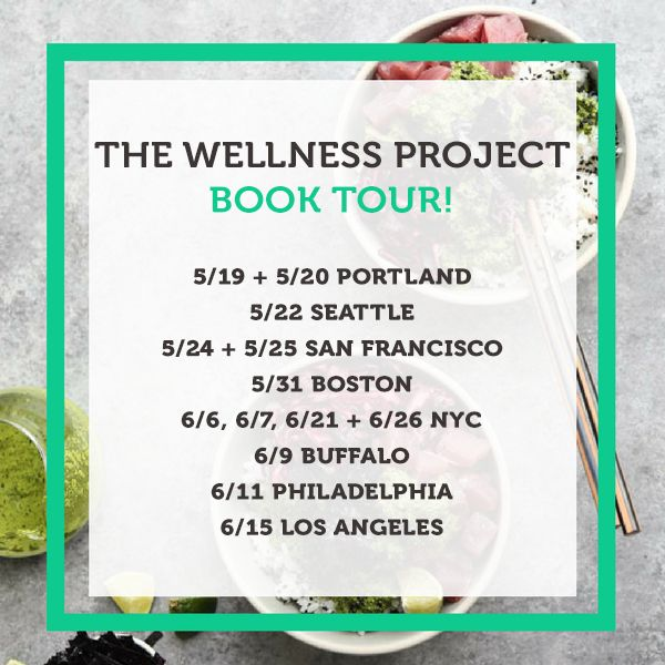 The Wellness Project Book is Here Gratitude and Books