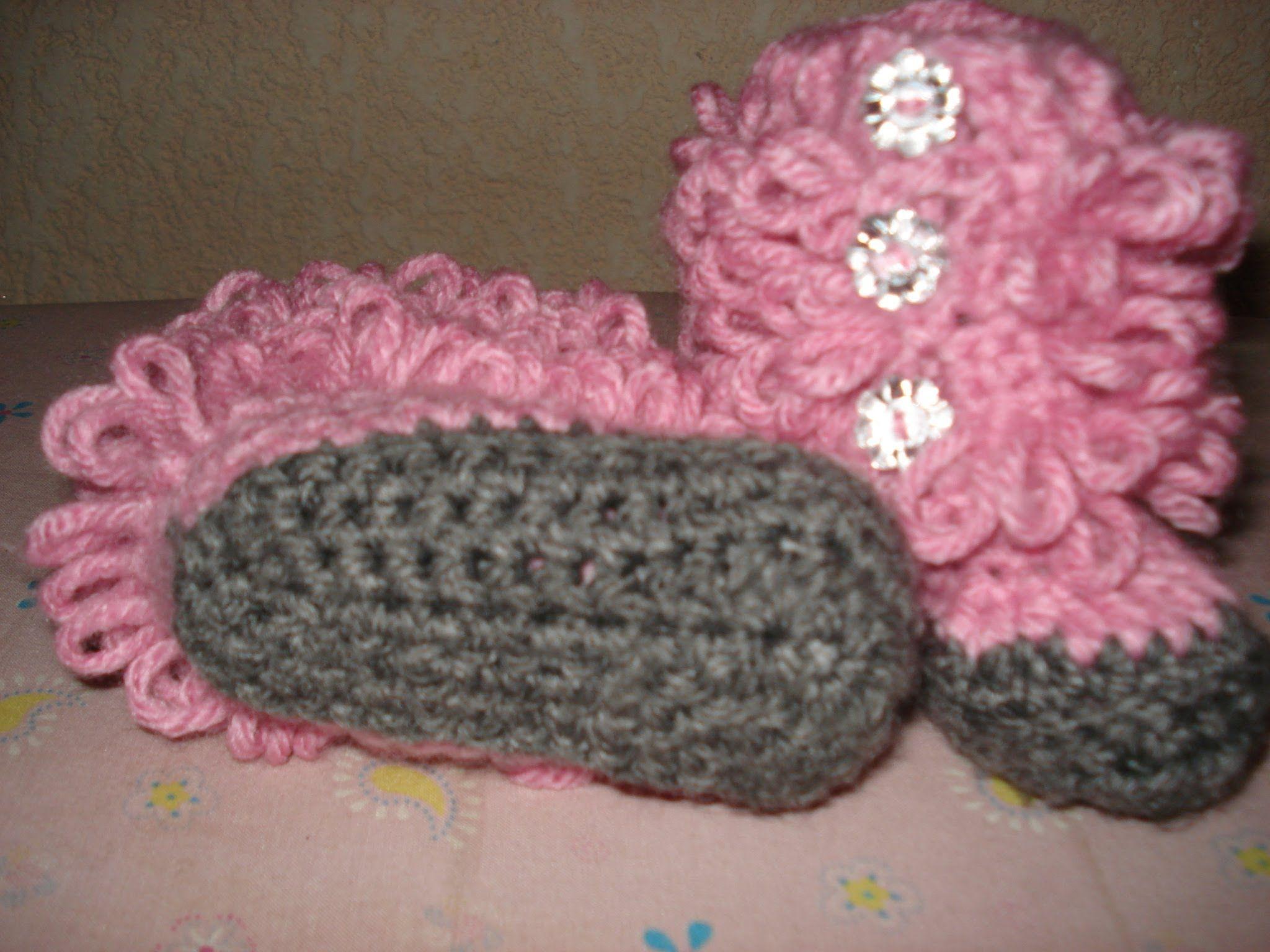 botitas para bebe a crochet paso a paso (suela parte 1) | Bebé de ...