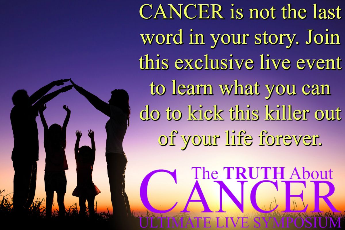 Never before have Mike Adams, Dr. Mercola, Dr. Axe, G. Edward Griffin, Dr. Wakefield, and so many more gathered in one place, at one event, for the sole purpose of educating and eradicating cancer and other top diseases.  Something like this has never been done before and who knows if it will ever be done again…   Click on the image & read all about it today, and then if you're serious about ur health, reserve your seat and come and join us @ The Ultimate Live Symposium.