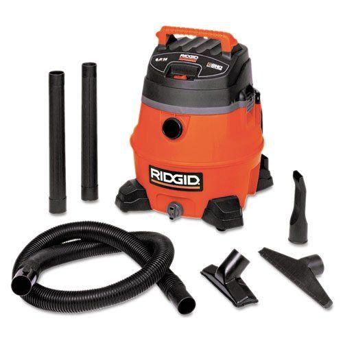 14 Gallon 6 Peak HP Pro Wet / Dry Vacuum Ridgid $144, no prime