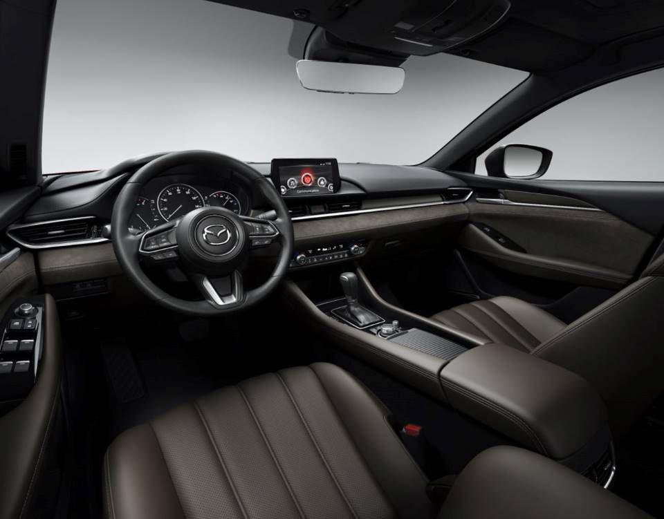 The 2020 Mazda 6 Sports Sedan. Power that makes a