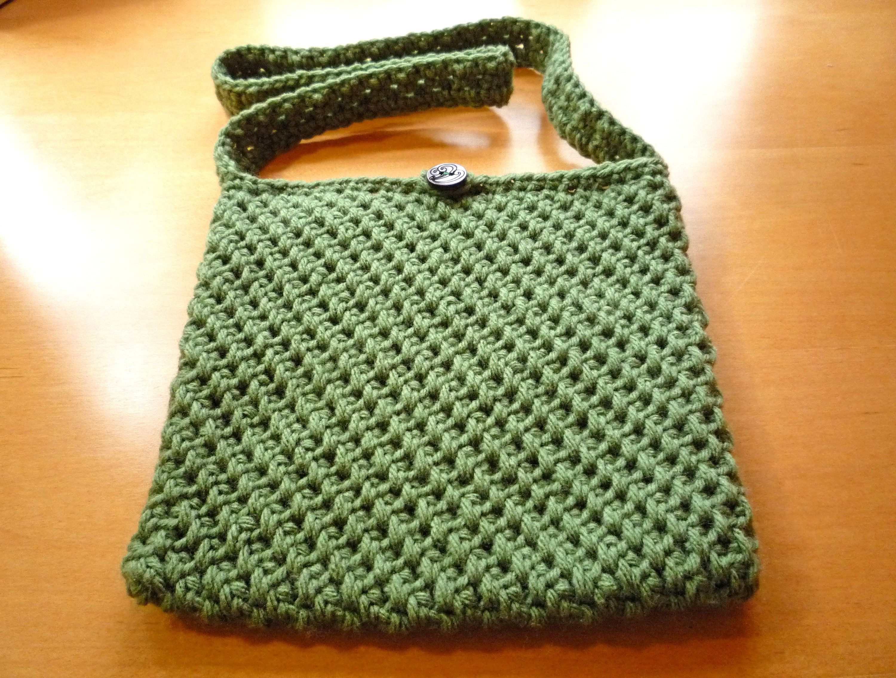 Sage green crochet purse,modern crochet bag, small hobo bag, crochet bag boho, handmade bag crochet by CraftsByBrandyB on Etsy    Knit bags have always been one of the most popular models of handbags, whether hand-made or ready-made. Wicker bags, crocheted bags, macramé bags, corduroy mesh bags and more. Crocheted bag making is always the most interesting type of bag making. You can choose any motif you wish to make thi... #Bag #Boho #Crochet #Green #Handmade #Hobo #pursemodern #Sage #Small