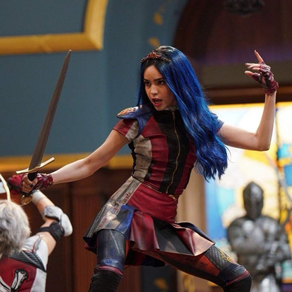 Ver Hd Descendants 3 Pelicula Completa Dvd Mega Latino 2019 En Latino Evie Descendants Disney Descendants Dolls Disney Descendants Movie