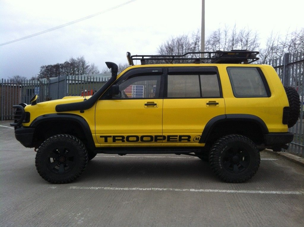 IsuzuTrooper is nicely equipped, priced affordable  | Cars