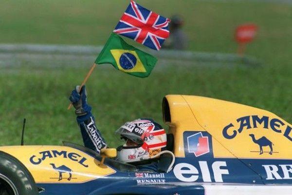 1992, Nigel Mansell, Williams/Renault