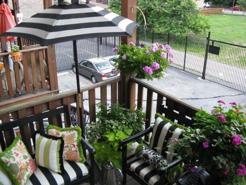 patio furniture Stoep Pinterest Balcon decoracion, Decoracion - Decoracion De Terrazas Con Plantas
