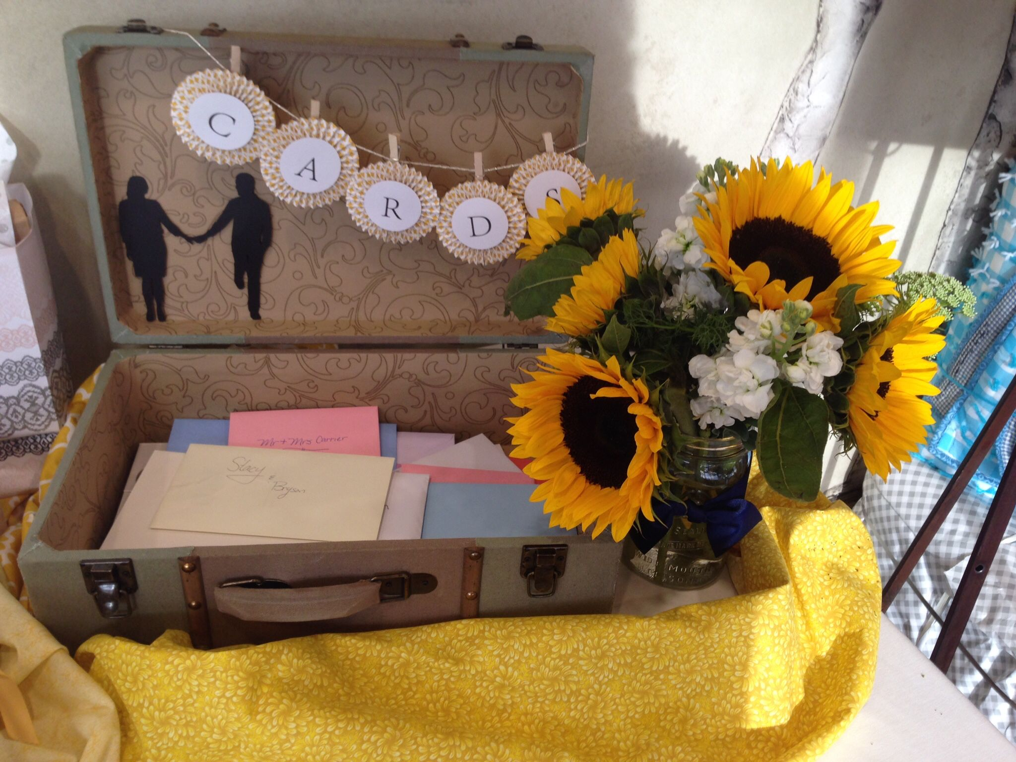 Silhouette Cameo Print And Cut Feature Used For The Letter Circles