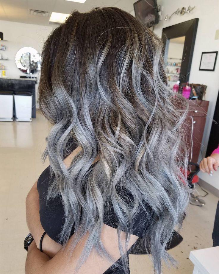 mid length hair