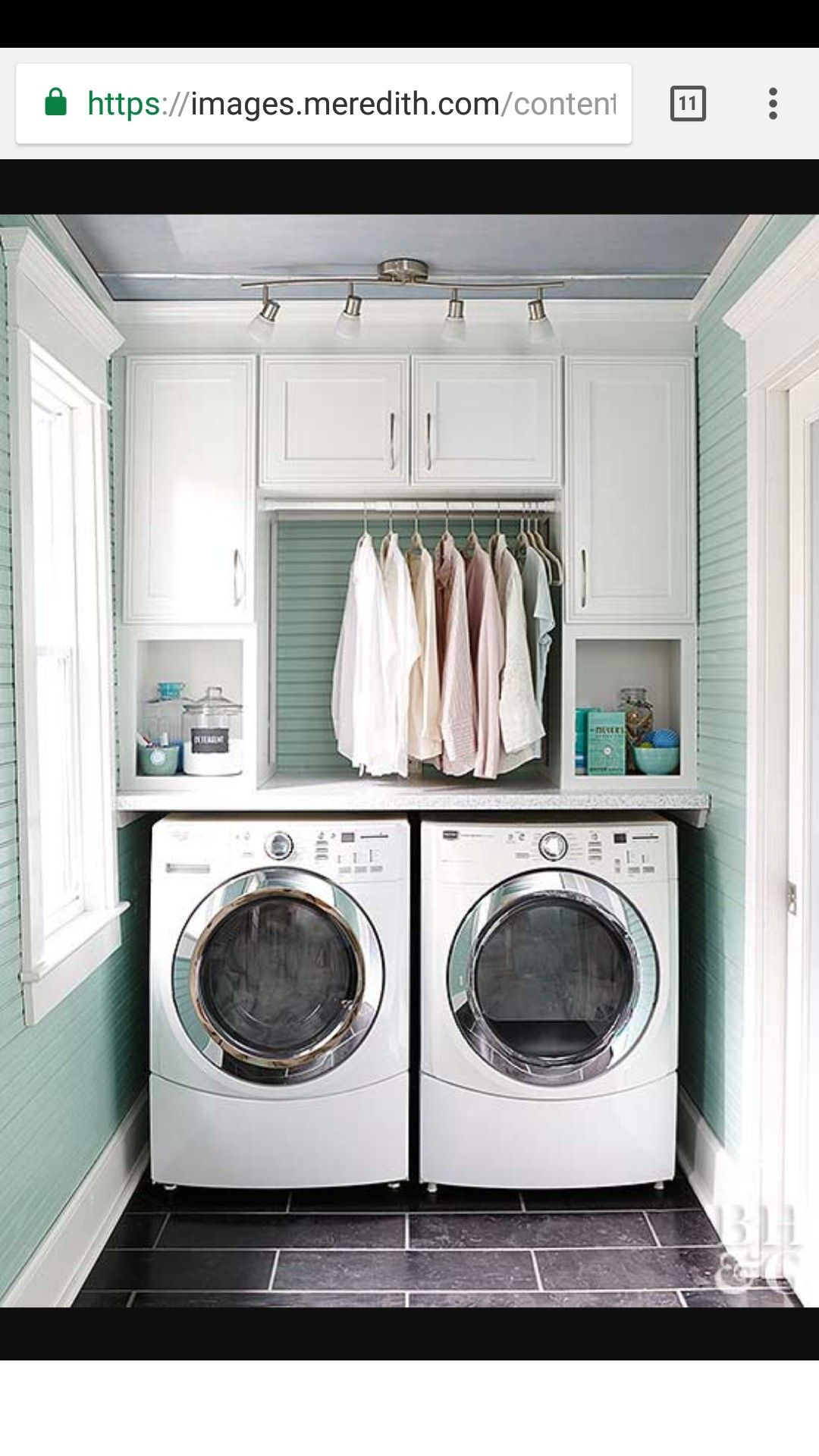 Pin By Emily On Home Decor - Pinterest - Laundry