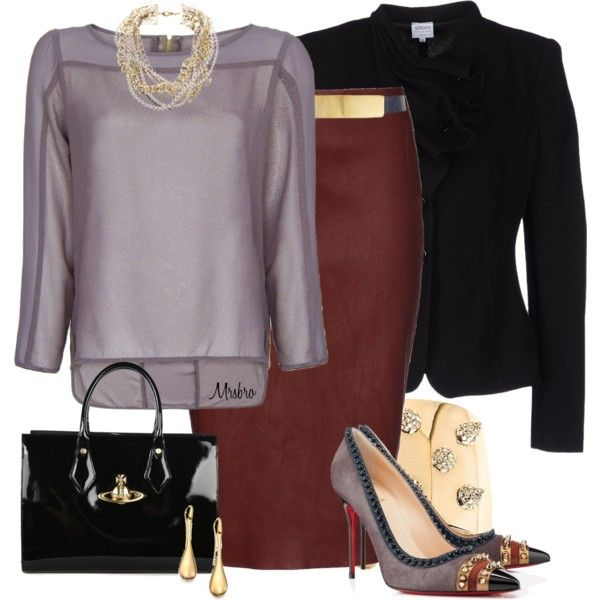 """""""Spikey Shoes ..."""" by mrsbro on Polyvore"""