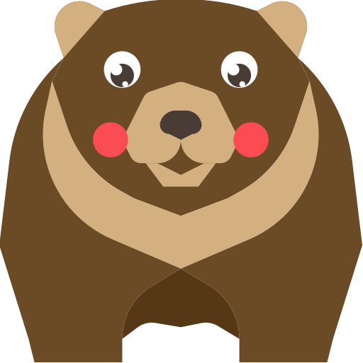 Bear Free Vector Icons Designed By Skyclick In 2021 Vector Free Icon Design Vector Icon Design