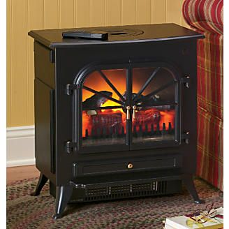 Electric Fireplace Heater from Montgomery Ward®