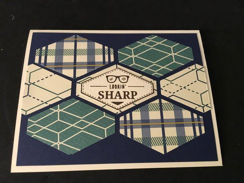 Handmade Stampin Up Birthday Card