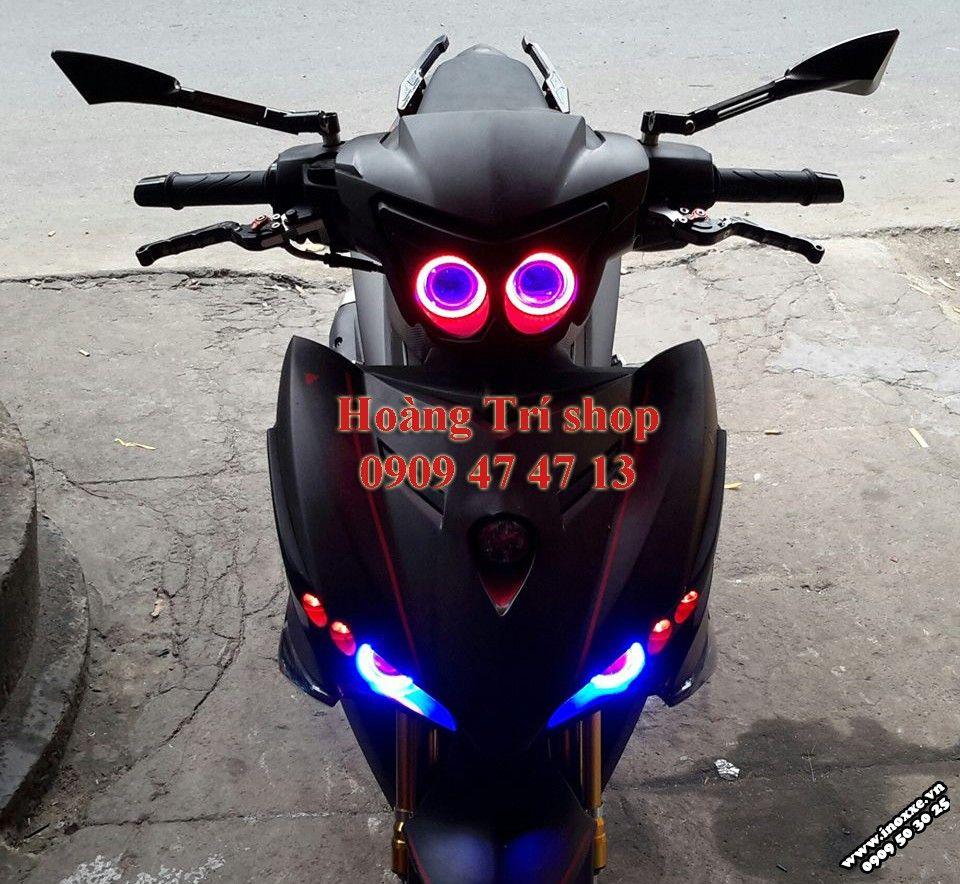 Mắt cú đầu đèn độ Exciter 150 Hoàng Trí