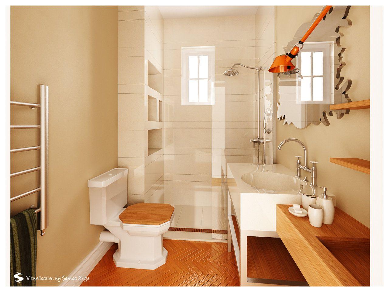 11 Wildly Artistic Bathrooms | Bathroom designs, Small bathroom ...