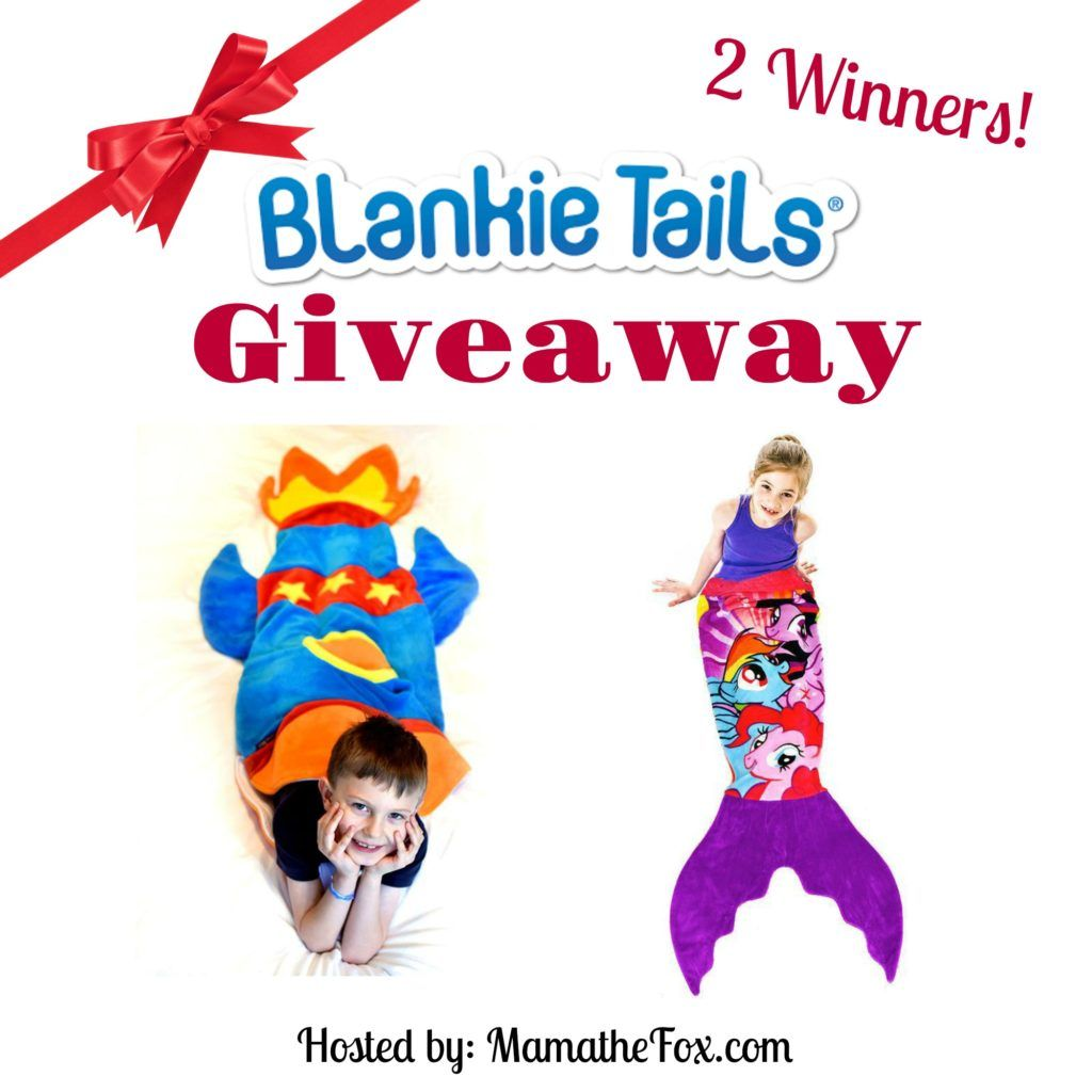 Enter for your chance to win (1) Blanket Tail *** 2 Winners ...