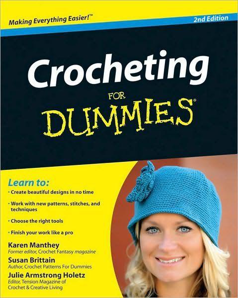 Crocheting For Dummies on Wanelo