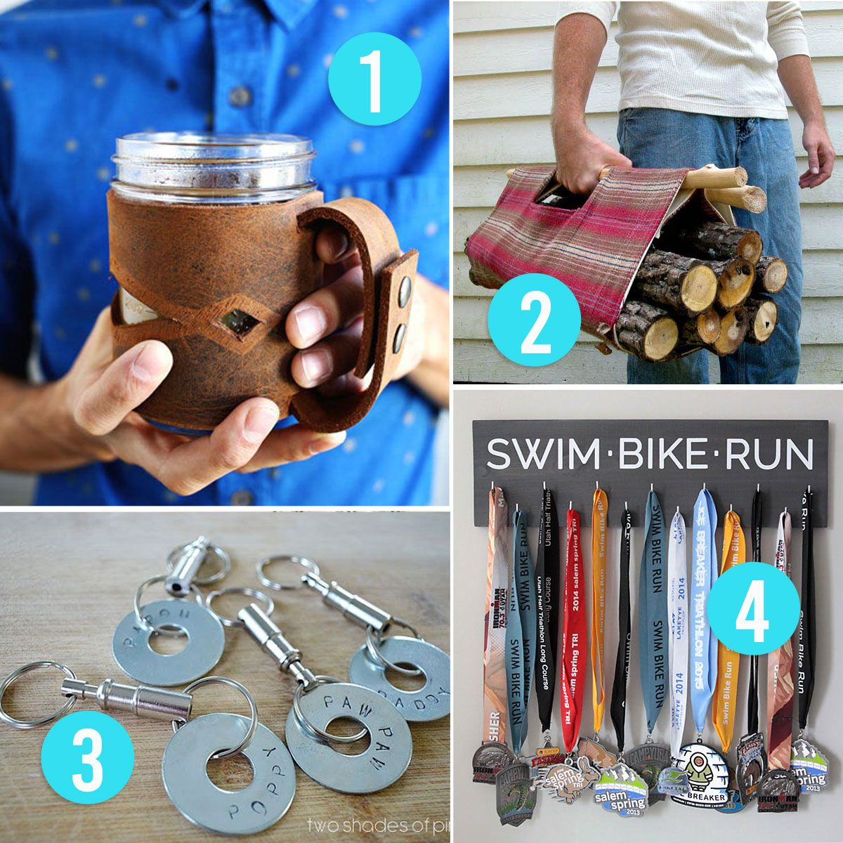 20 super cool handmade Father s Day Gifts DIY for Dad