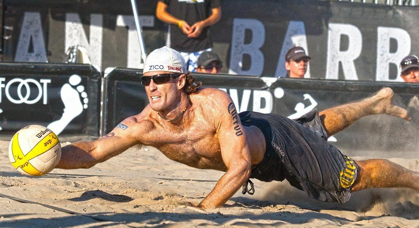 Avp Legend John Hyden On Hyden Beach The Wizard Of Oz His New Avp Partner In 2020 Volleyball Training Beach Volleyball Champion
