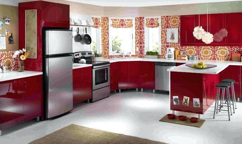 Kitchen Design For Small House Philippines Simple Kitchen Cabinet Design Simple Modular Kitchen Desi Interior Design Kitchen Kitchen Wallpaper Kitchen Interior