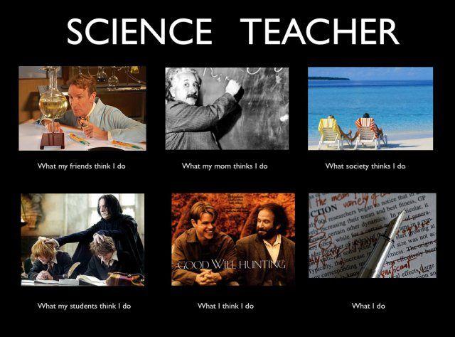 What Teachers Do The What I Really Do Meme Teacher Memes Teacher Humor Science Memes