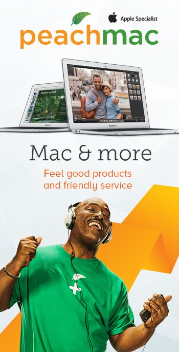 PeachMac is the Southeast's largest Apple Specialist with 12