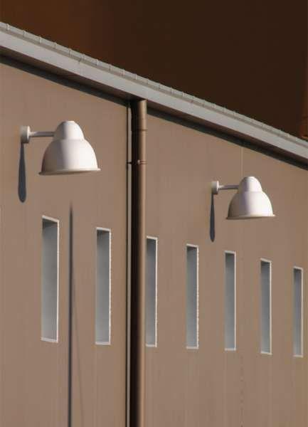 biblio parete Viabizzuno luminaria de pared para interiores y