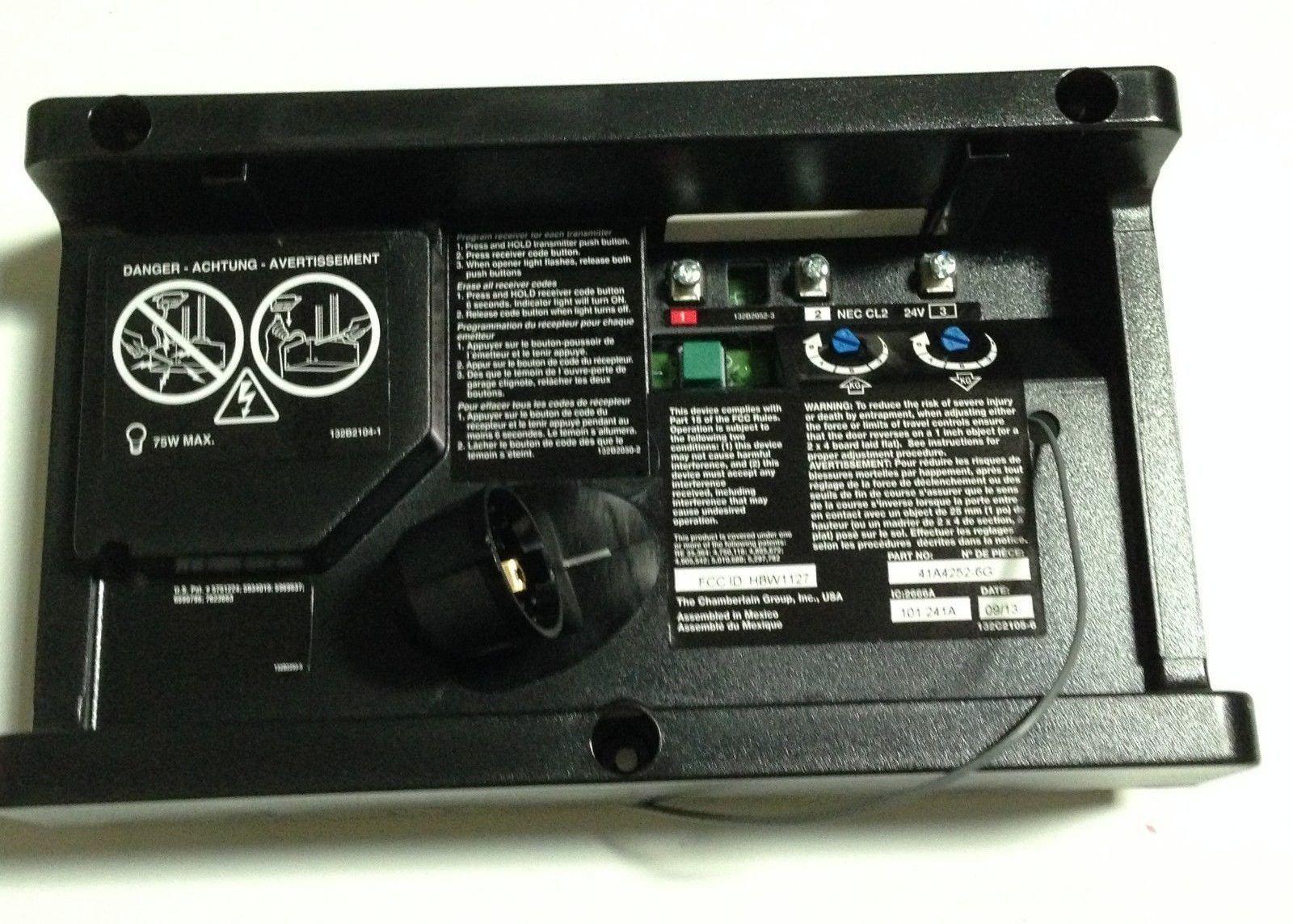 Liftmaster 41a4252 6g Garage Door Opener Logic Control Board 390 Mhz Rp 97 95 Sp Liftmaster Garage Door Liftmaster Garage Door Opener Garage Door Opener