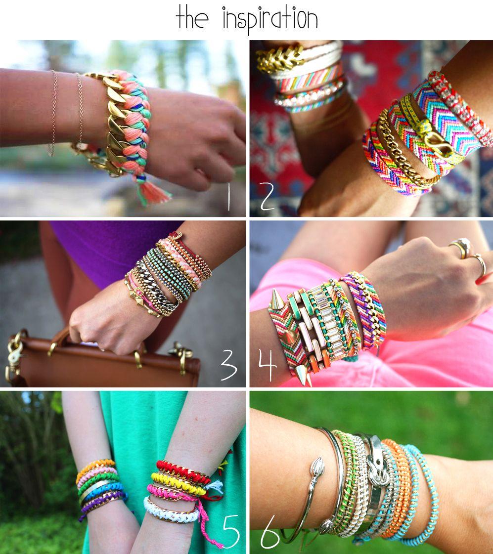 As easy as 1 2 3 friendship bracelets friendship