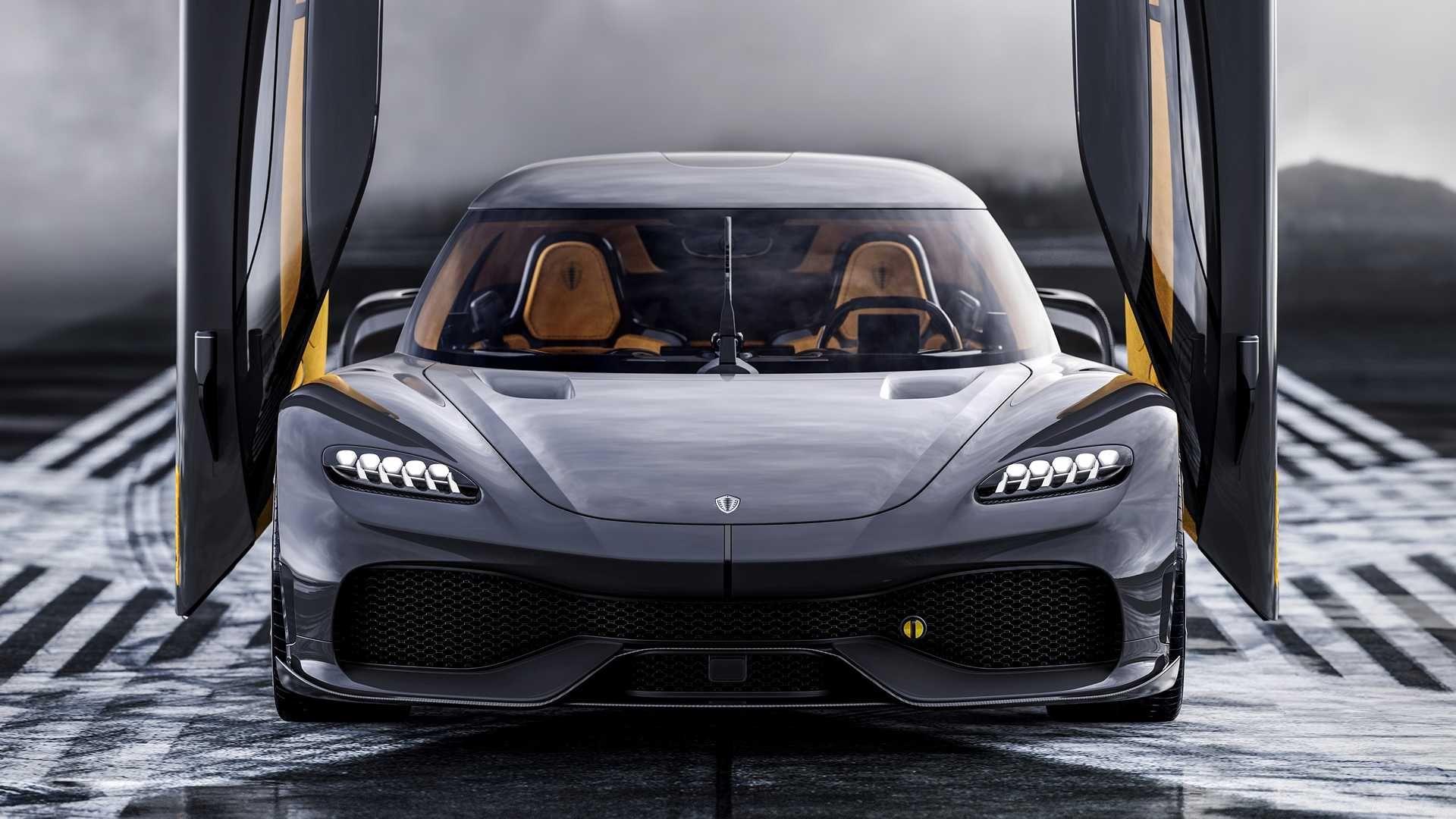 Koenigsegg Gemera Is A 4 Seat Hypercar Pumping Out 1 700hp Techeblog Koenigsegg Mercedes Sports Car Sports Cars Lamborghini