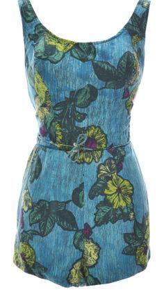 bcaca5e1af24 Rose Marie Reid Vintage Swimsuit
